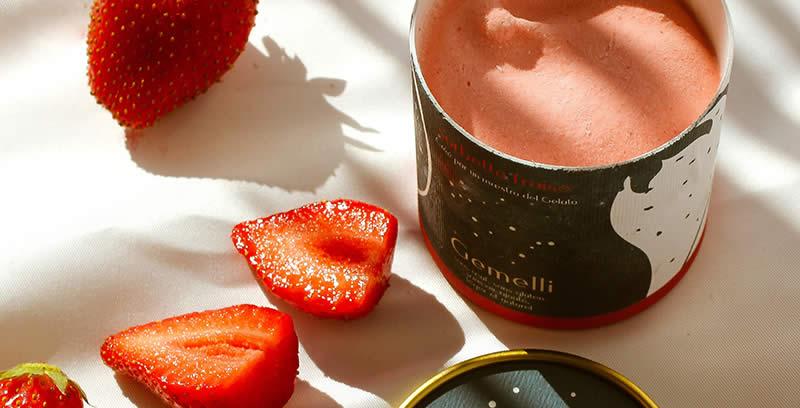 Sorbetti-&-Gelati-fraise